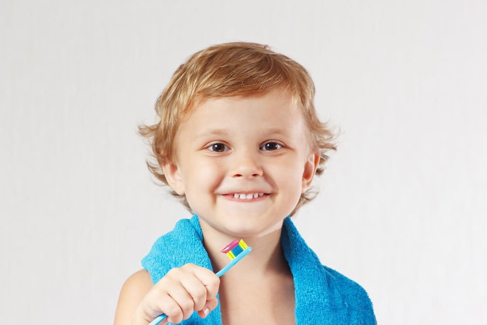 dental care for children image