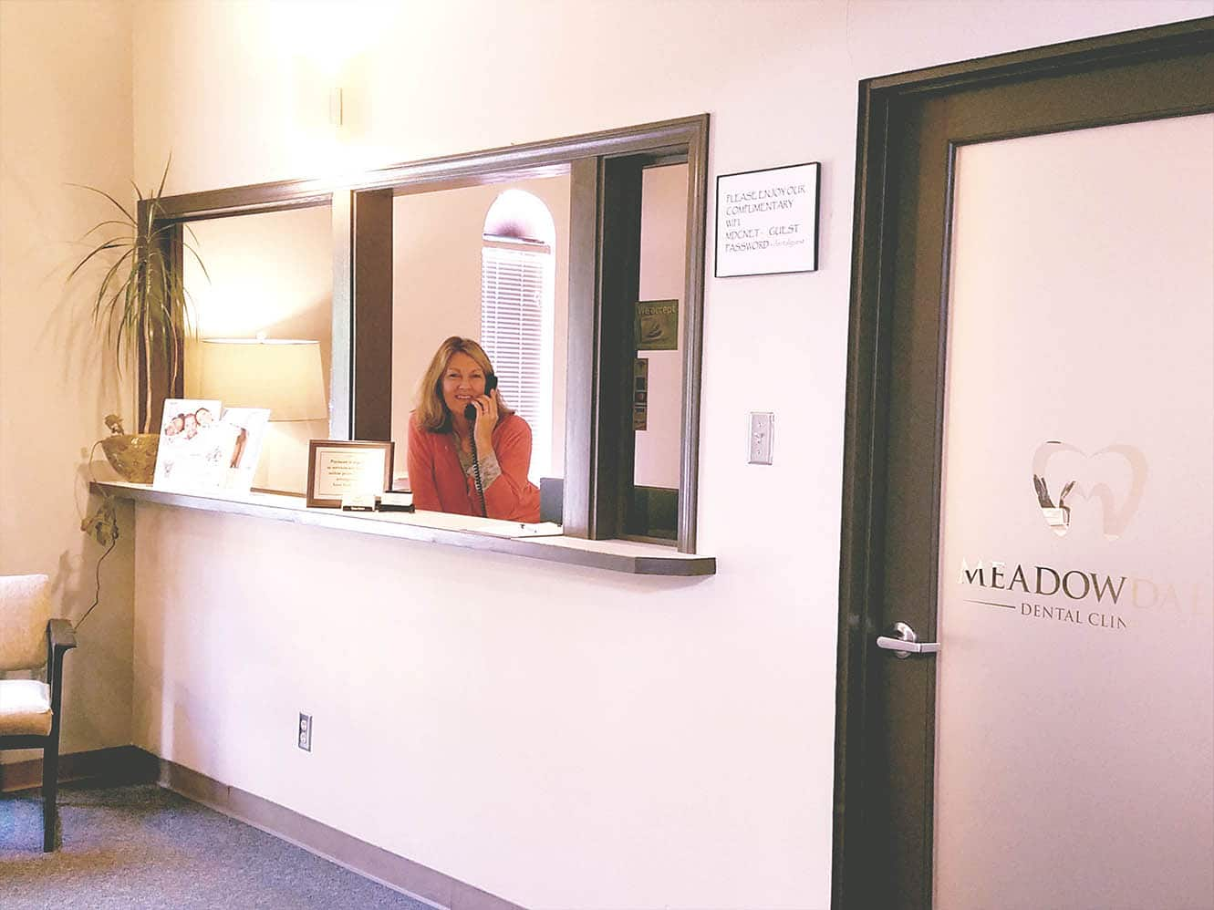Meadowdale Dental Clinic Lynnwood WA Welcome Center