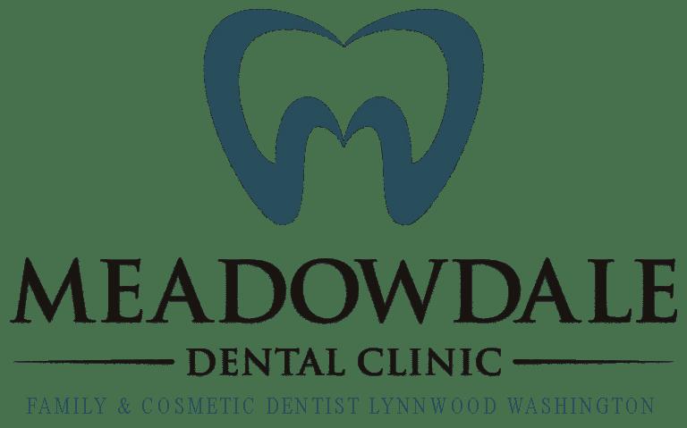 MeadowdaleDentalClinicLynnwoodLogoTagline
