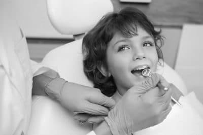 Child at dentist image for Dental Clinic in Lynnwood